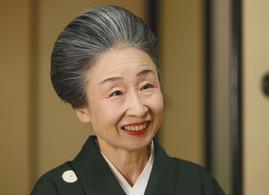 井上八千代の娘・井上安寿子は現在、八坂女紅場学園舞踊科講師!結婚はまだこれから。
