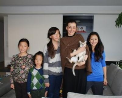 桐島かれんの娘は3人!母親と同じインターナショナルスクールに通学か。